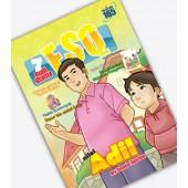 BUKU CERGAM 7 BUDI UTAMA ADIL -Pemesanan 087888765439