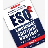 Buku ESQ Ary Ginanjar - Pemesanan 087888765439