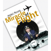 BUKU MIRACLE OF FLIGHT- Pemesanan 087888765439