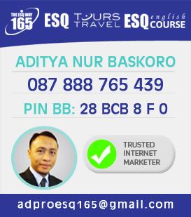 Daftar Training ESQ - Umroh - TOEFL ITP