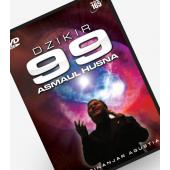 DVD Asmaul Husna ESQ Dzikir 99 - Pemesanan 087888765439