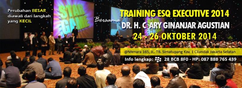 Jadwal-Training-ESQ-Eksekutif-Oktober-2014-Ary-Ginanjar