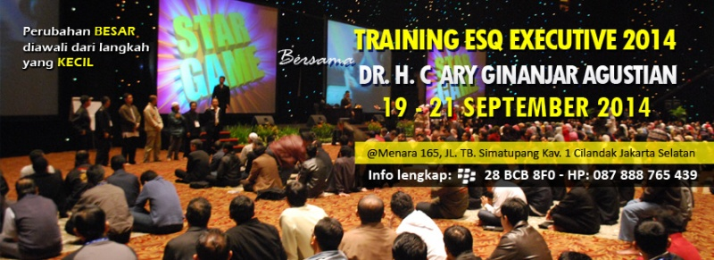 Jadwal-Training-ESQ-Eksekutif-September-2014