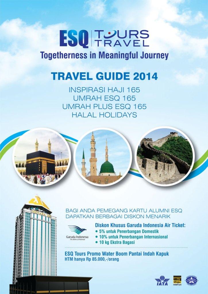 Travel Umroh ESQ Tours - Katalog Umroh ESQ dan Haji