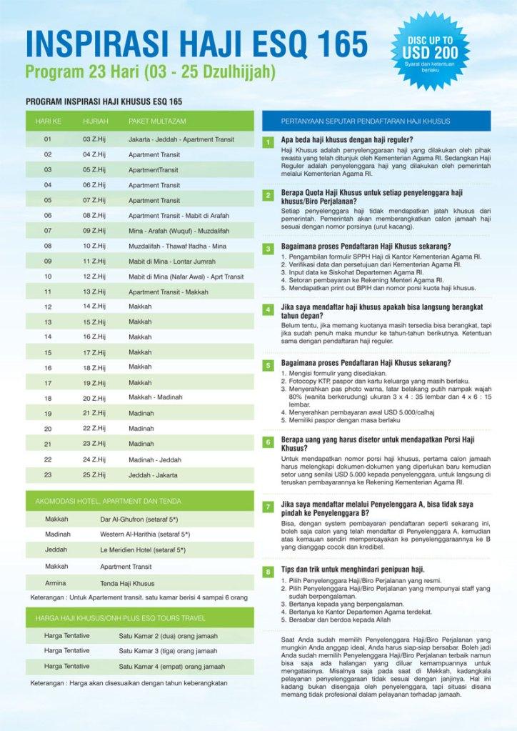 Umroh Haji ESQ - Travel Umroh - Katalog Umroh dan Haji 3