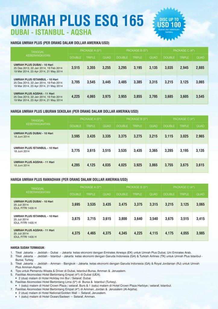 Umroh ESQ - Travel Umroh Murah - Katalog Umroh dan Haji 6