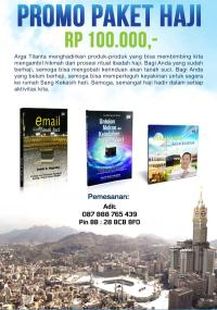 Buku Haji - DVD Umroh