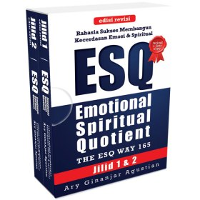 Buku ESQ, Buku Ary Ginanjar, Jual Buku ESQ