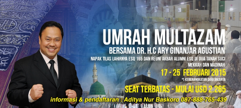 umrah esq - ary ginanjar - multazam - travel umrah- esqtours165