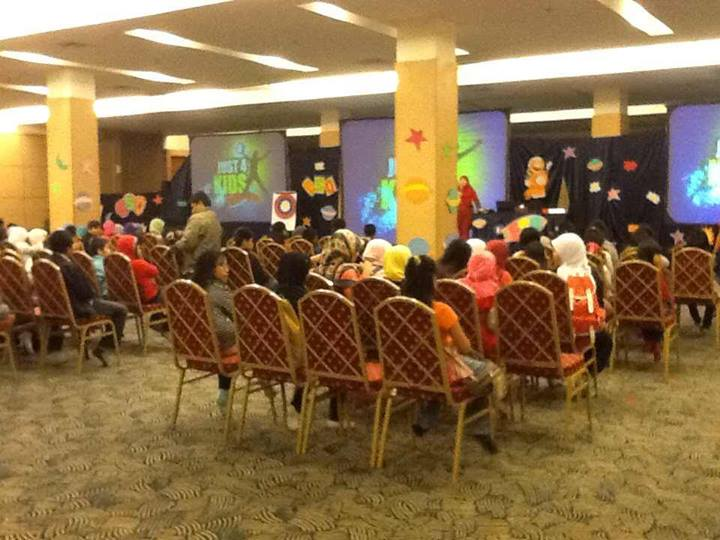 suasana training kids esq desember 1