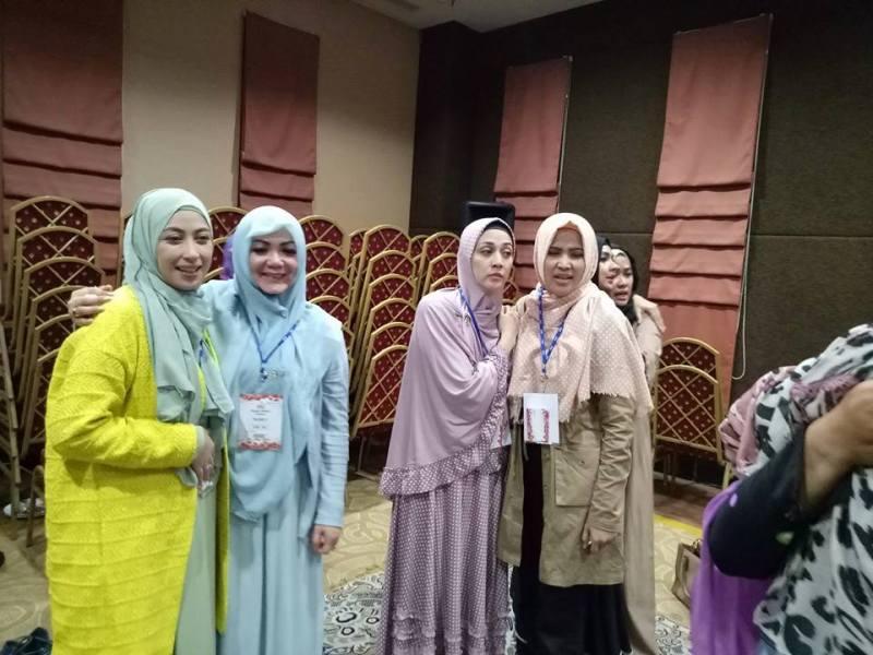 Anisa trihapsari training ESQ, Pelatihan Emosi untuk Wanita