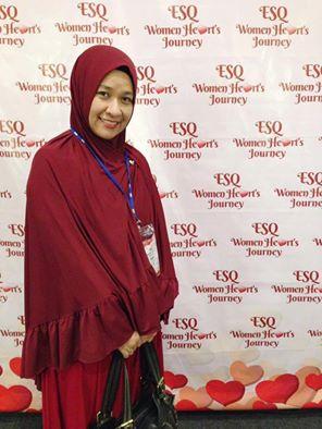 Testimoni Training ESQ Women Hearts Journey - Bu Vivi