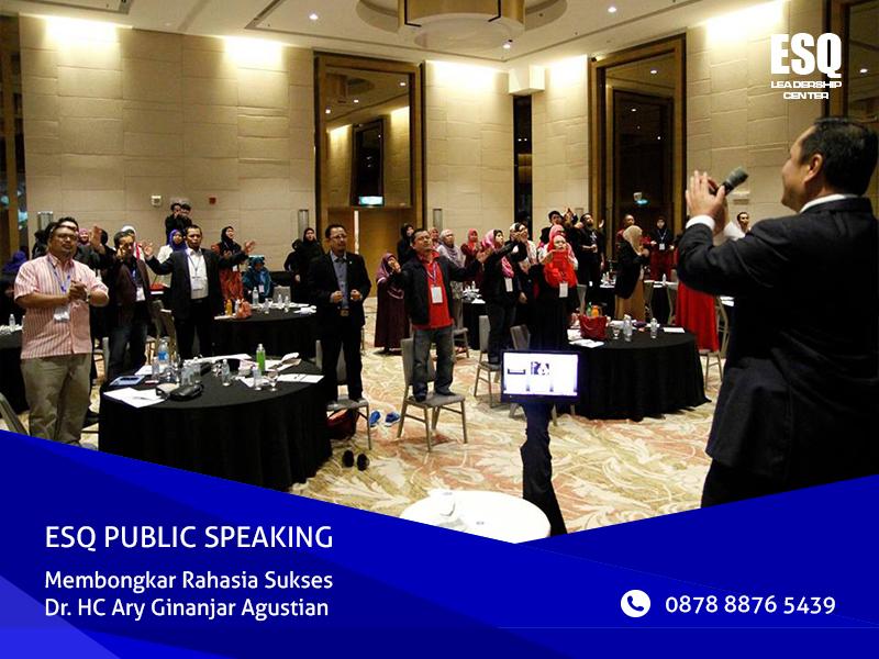 Training Public Speaking, Pelatihan Public Speaking, Workshop Public Speaking