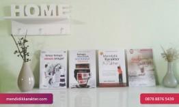 Buku Mendidik Karakter - Buku Pendidikan Anak